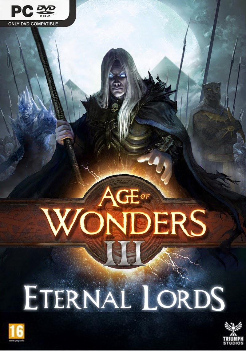 Age of Wonders III Eternal Lords ( 1 DVD )