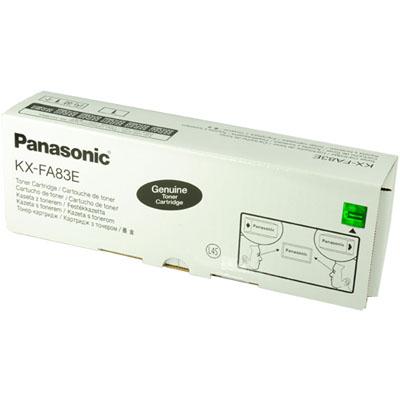 Panasonic KX-FA83E ตลับหมึกโทนเนอร์ ของแท้ Original Toner Cartridge