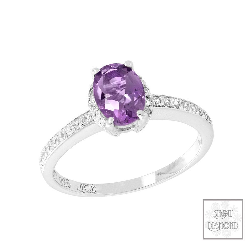 แหวนประจำวันเกิดวันเสาร์ : TSR156-AM
