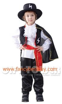 ชุดอัศวินสายฟ้า สำหรับแฟนซีเด็กชาย มีขนาด M, L, XL