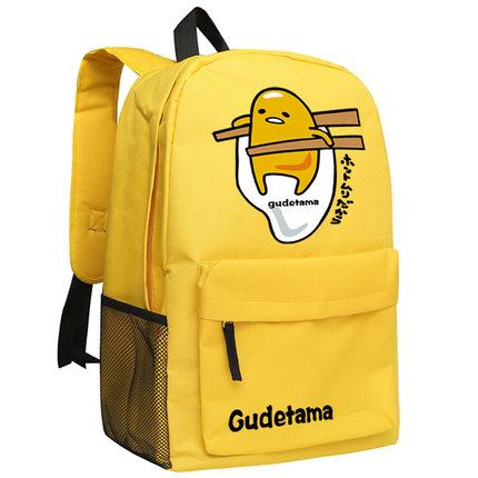 กระเป๋าสะพายหลัง Gudetama - ไข่จอมขี้เกียจ