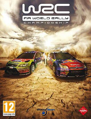 WRC FIA World Rally Championship ( 1 DVD )