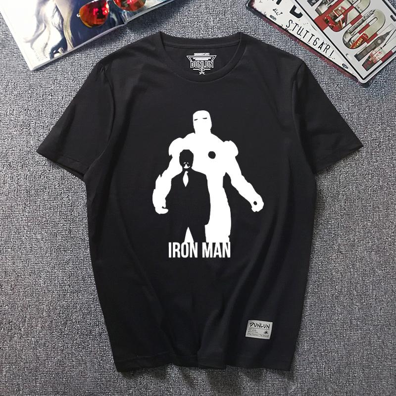 เสื้อยืด MARVEL HERO (มีให้เลือก 19 แบบ)