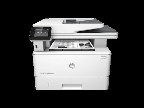 HP LaserJet Pro MFP M426fdn Mono Multifunction Printer (F6W14A) - Print, Copy, Fax, Scan, Lan