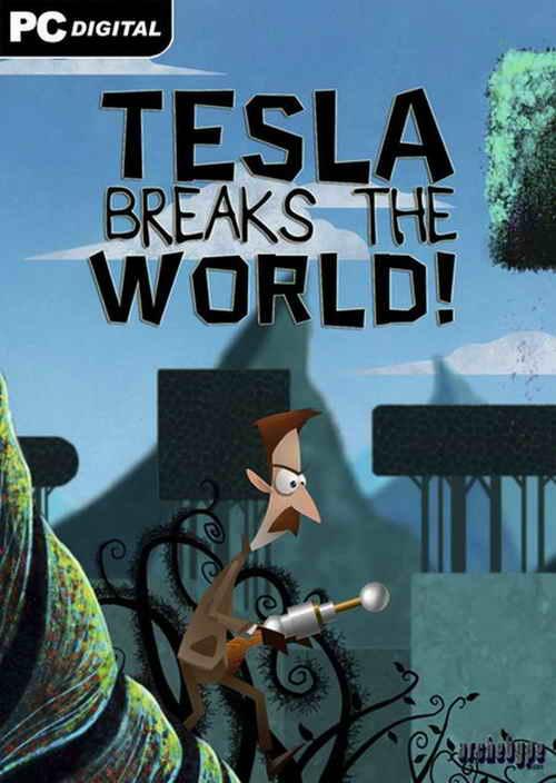 Tesla Breaks the World ( 1 DVD )