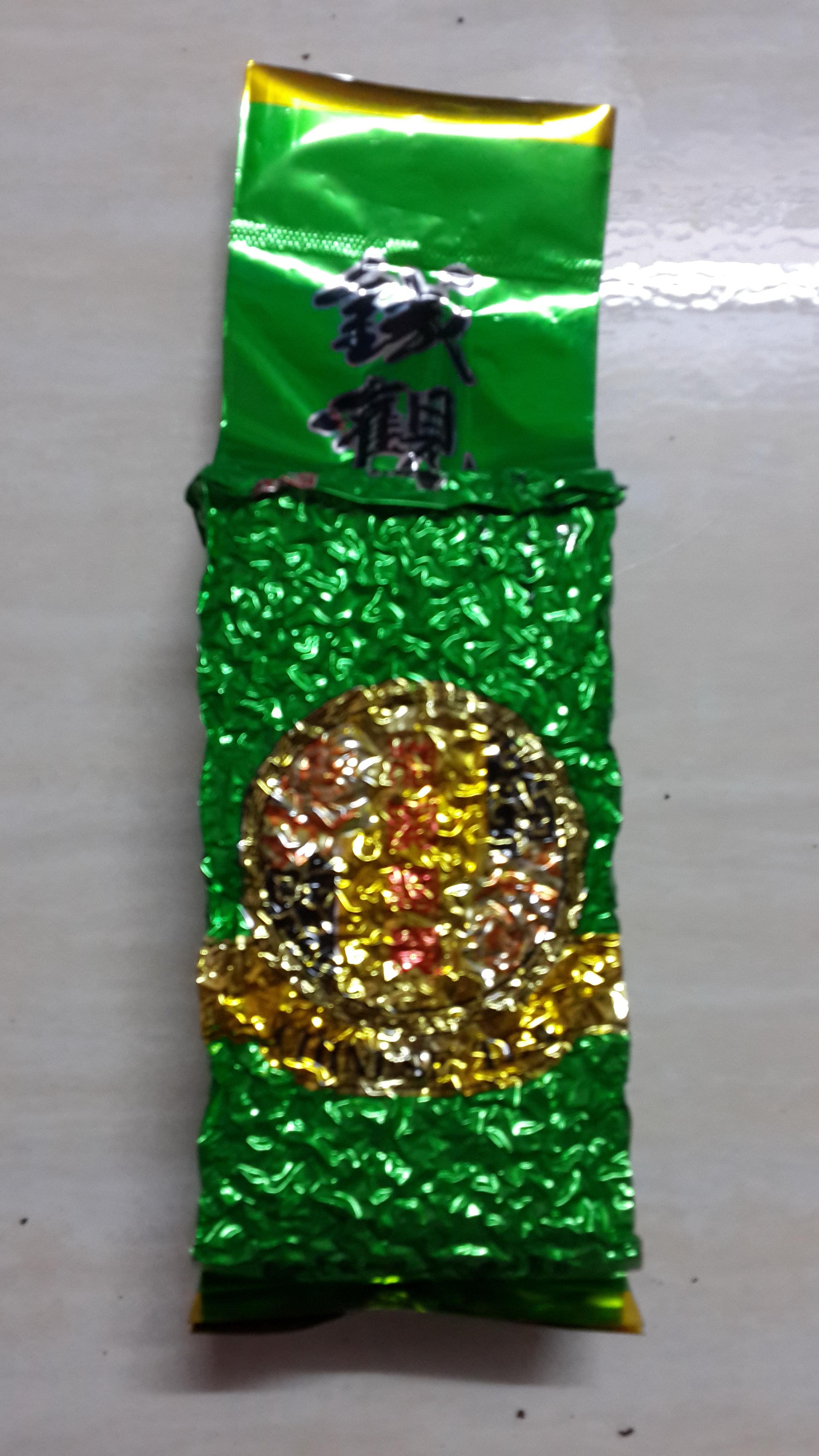 ชาทิกวนอิม เกรด A น้ำหนัก 1 กิโลกรัม เกรดชาระดับดี