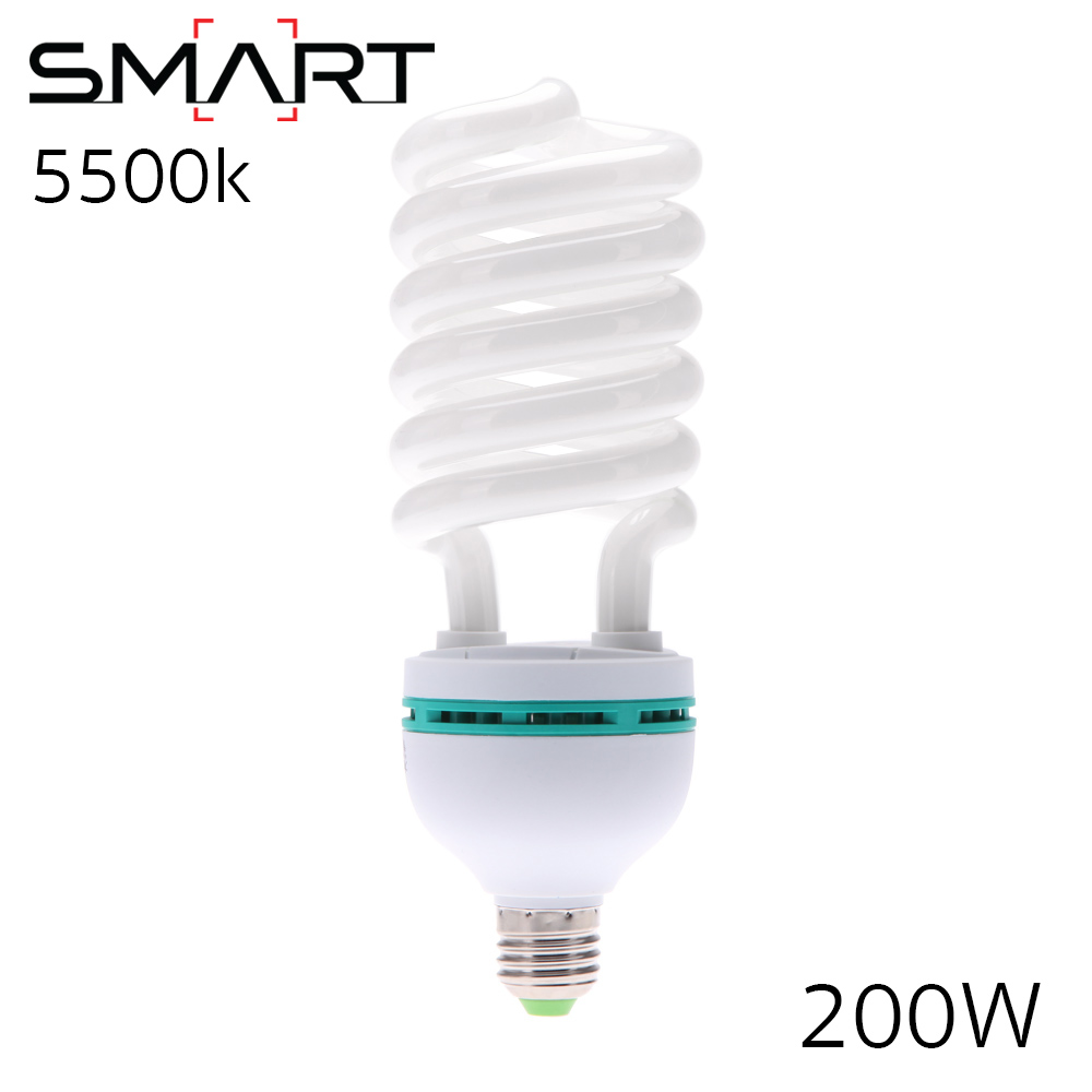 Continuous Lighting 200W E27 Daylight Bulb