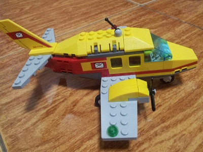 Lego 7732 Air Mail