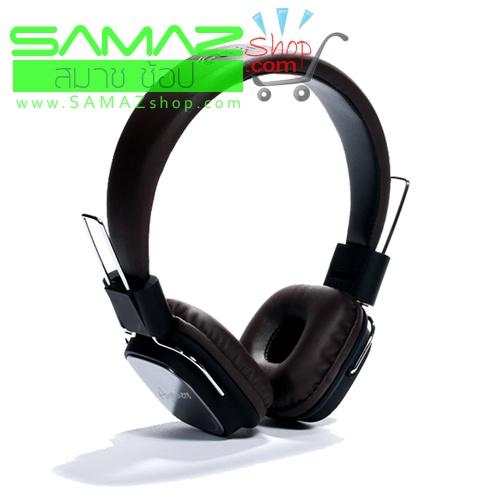 ราคาพิเศษ หูฟังแบบครอบหูหูฟัง Remax RM-100H รองรับ iOS และ Android ไมค์ในตัว ใส่สบาย เบา พกพาสะดวก