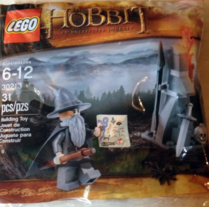 30213 Gandalf at Dol Guldur